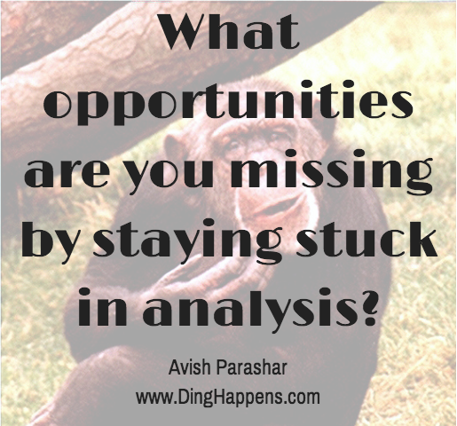 Innovation - Missing opportunities by analysis