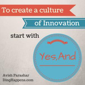 To create a culture (1)