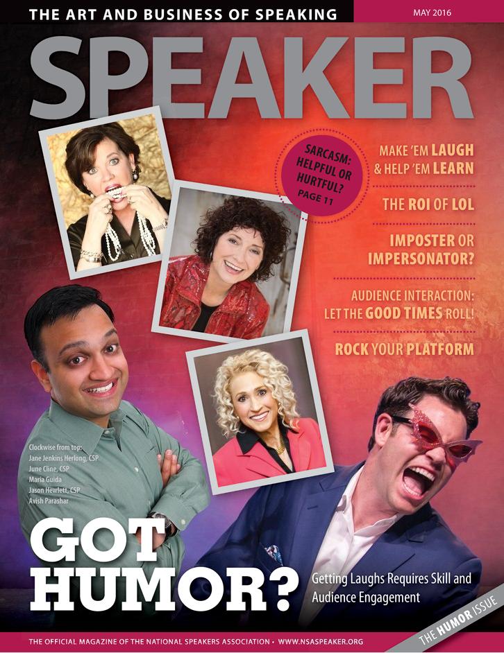 Funny Keynote Speaker Avish Parashar - Speaker Magazine