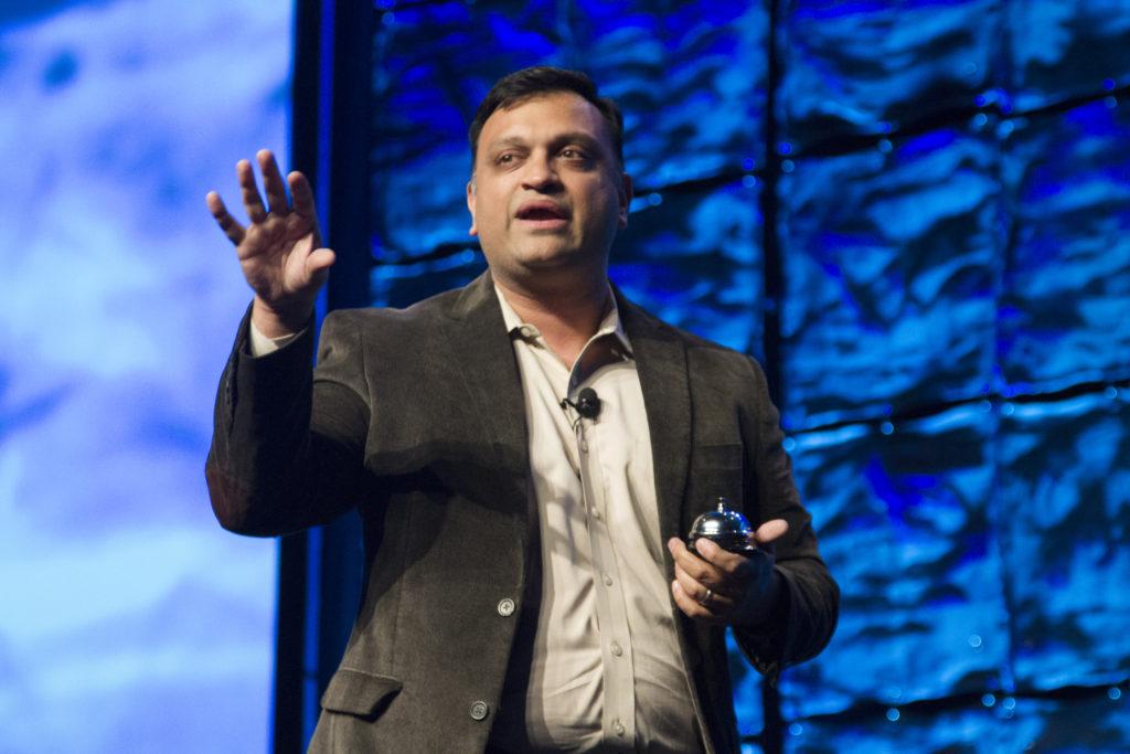 Change Management Speaker Avish Parashar