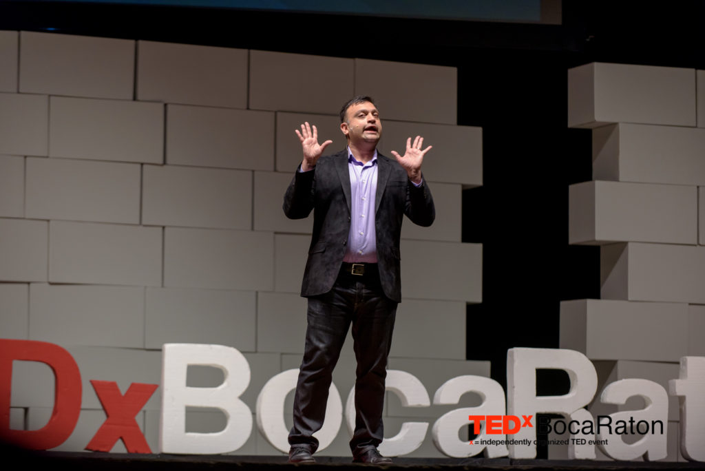 TEDx Talk Avish Parashar