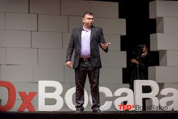Motivational Keynote Speaker Avish Parashar
